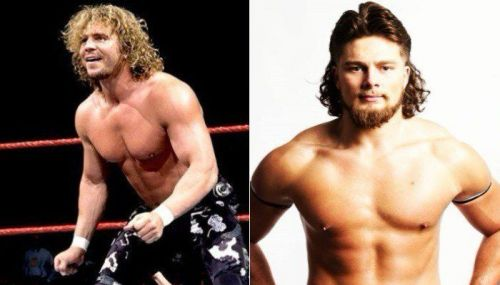 Pillman Jr. has followed his father into the ring.
