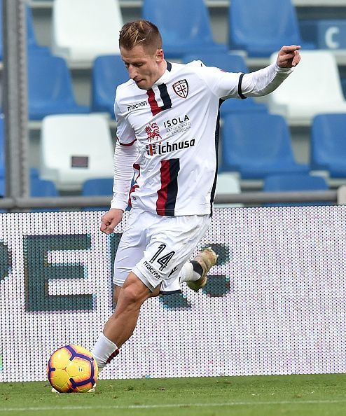Valter Birsa is expected to be out till March