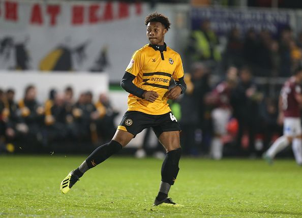 Newport County v Northampton Town - Sky Bet League Two