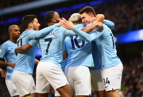 Manchester City returned to winning ways on Sunday