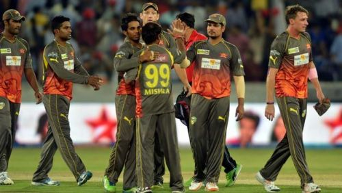 SRH has a strong bowling line up