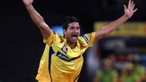 Mohit Sharma was a runaway success for CSK