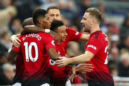 Man United are unbeaten in their last 11 games