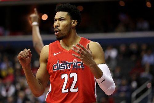 Indiana Pacers v Washington Wizards