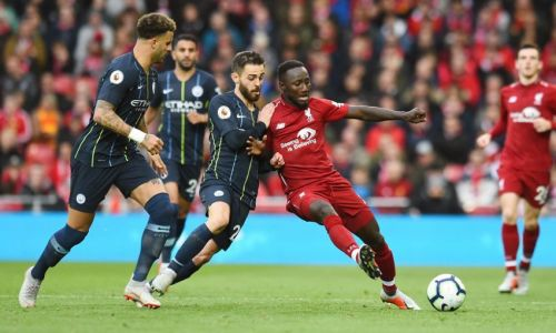 Liverpool drew 0-0 with Manchester City in the Premier League at home