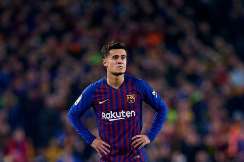 Philippe Coutinho's time at Barcelona could soon be up