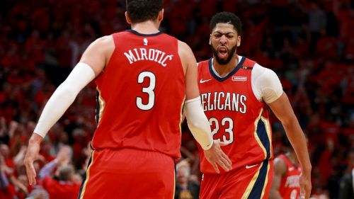 A possible Davis and Mirotic reunion in Milwaukee was on the cards.
