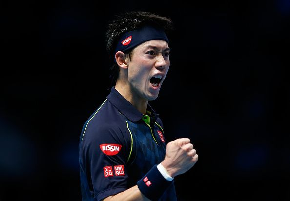 Kei Nishikori is the top seed in Dubai this year.