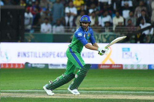 Shohib malik's fifty was losing case