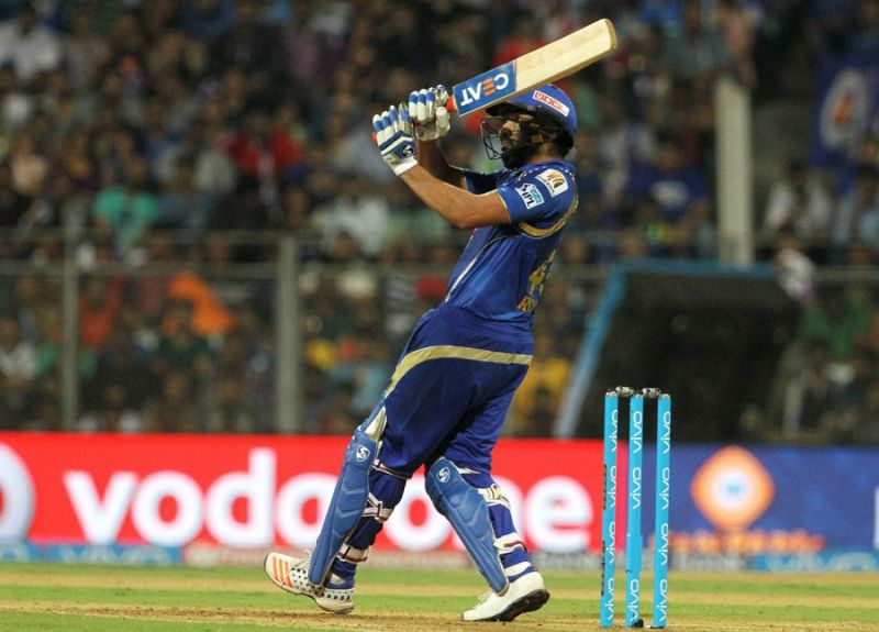 Rohit Sharma smashed 184 sixes in IPL so far