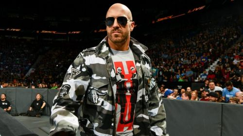 A fixture of the tag-team division, many fans have hoped for years that Cesaro will one day be a World Champion