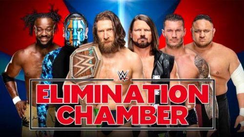 Elimination Chamber 2019