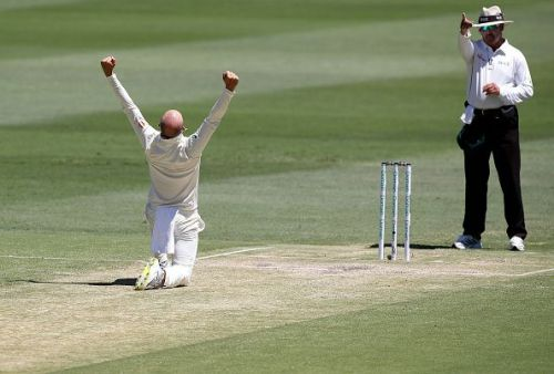 Being an umpire is a challenging task in cricket