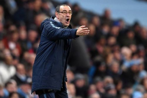 Sarri is probably the most stubborn manager to have been at Chelsea