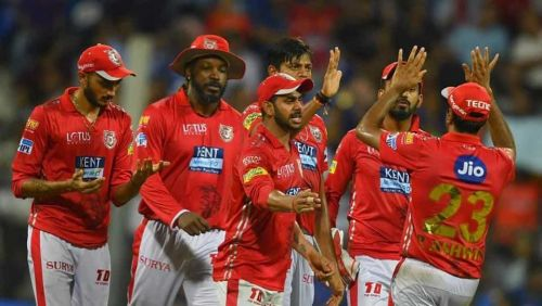 Kings XI Punjab are yet to win the coveted IPL