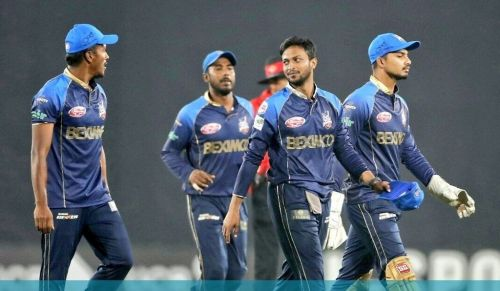 Dhaka team