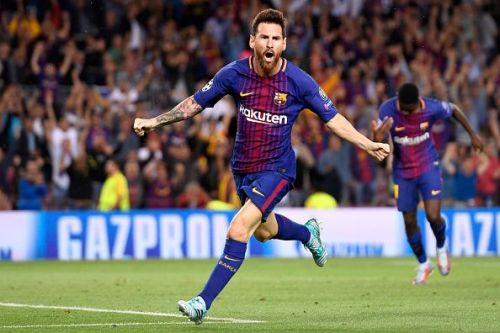 FC Barcelona's Messi is arguably the greatest goalscorer of all time
