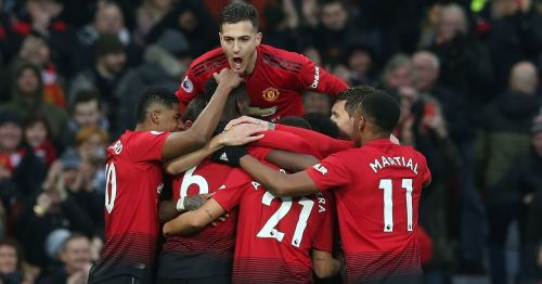 The Red Devils are an emerging force