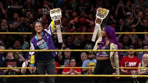 NXT's audience appreciates its talent