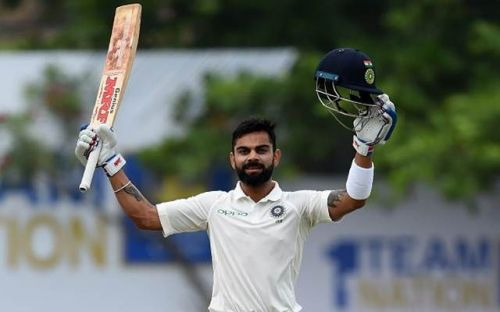 Virat Kohli has emerged as the undisputed monarch of modern day cricket