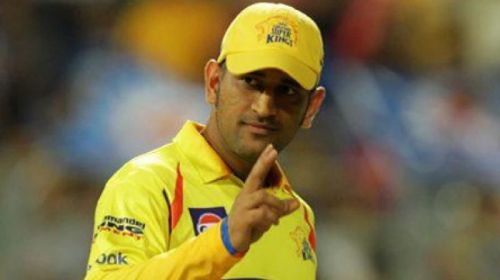 M.S. Dhoni - The live wire of Chennai Super Kings