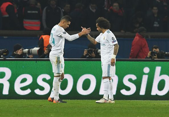 Juventus prepare a bid to sign Real Madrid left back Marcelo, according to reports