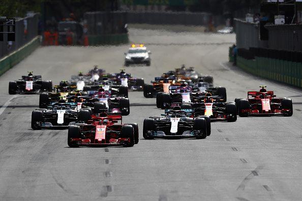 The 2018 Azerbaijan F1 Grand Prix was a thriller