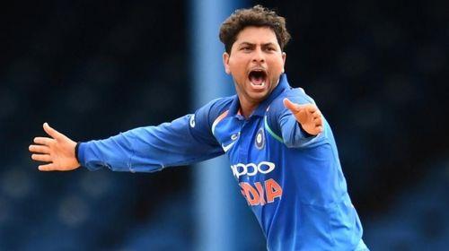 कुलदीप यादव टीम इंडिया के प्रमुख स्पिन गेंदबाज
