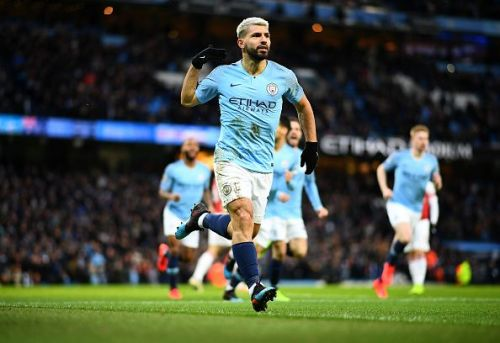 A hat trick for Aguero in GW25 netted owners 19 points - were you on?