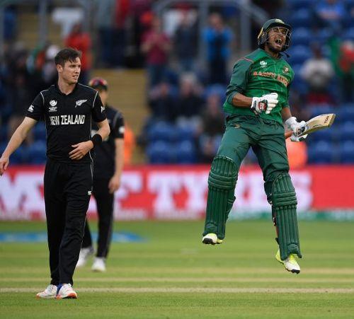 New Zealand Vs Bangladesh 2019 Schedule: Complete
