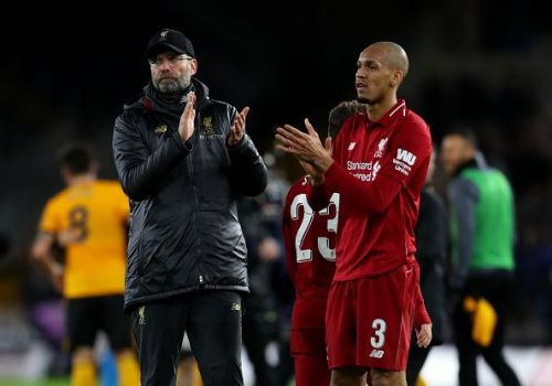 Fabinho is establishing himself as one of Liverpool's most influential players