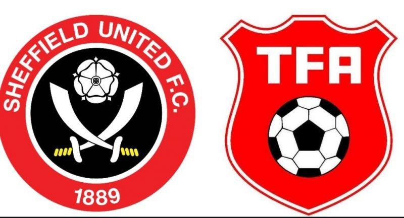 Tata Football Academy partnered with Sheffield United
