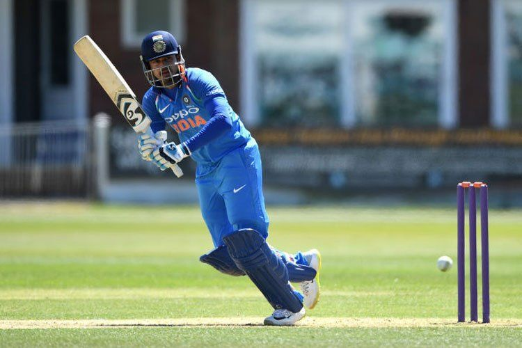 Iyer Hit 15 Sixes today.