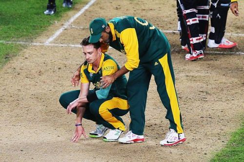 South Africa eventually paid for their dubious selection policy in the semi-final