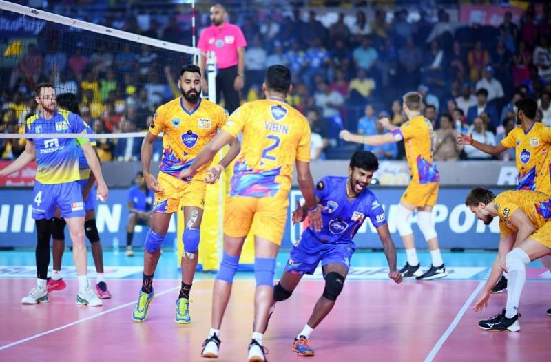 Chennai Spartans banked on crowd support to produce the comeback