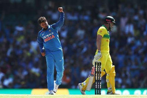Kuldeep has bamboozled batsmen with his brand of bowling