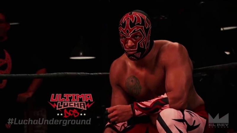 King Cuerno is looking to break free of Lucha Underground