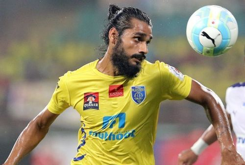 Jhingan of Kerala had been linked to two other clubs