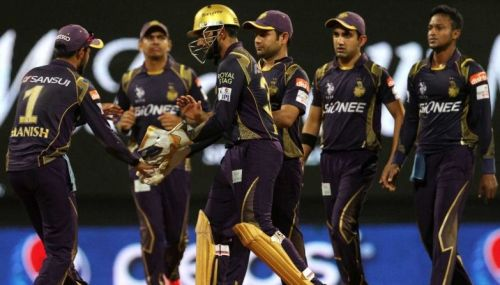 KKR 's batting order has been quite successful in recent years