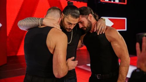 The Shield could reunite for one last time