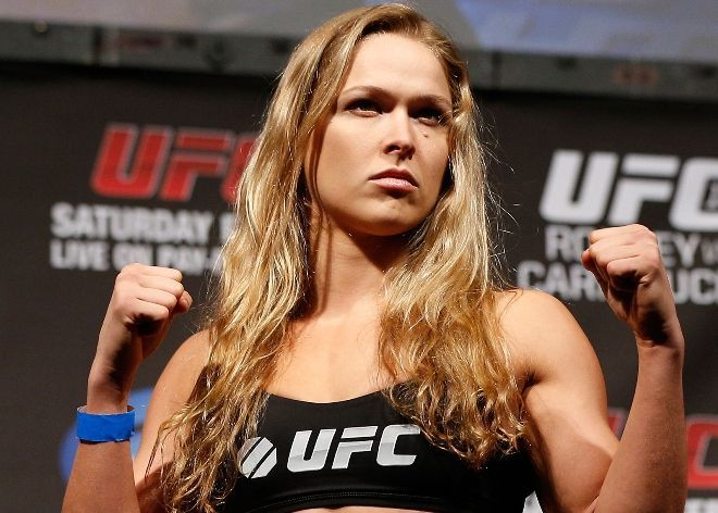 Ronda Rousey: A pioneer in women