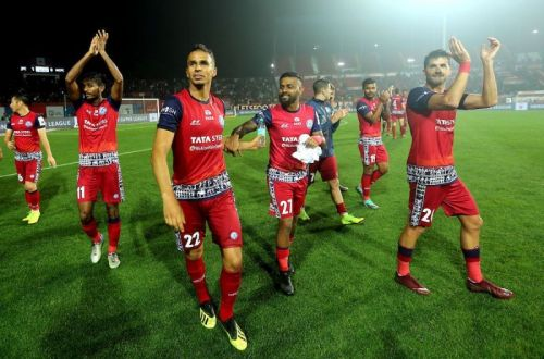 Jamshedpur end their season on a high