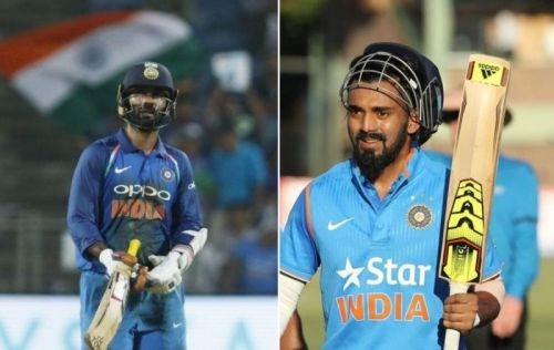 Dinesh Karthik is not part of the squad; KL Rahul returns