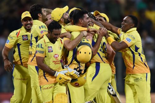 Chennai Super Kings are one of the best sides in IPL history