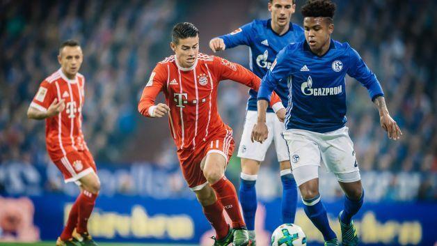 McKennie vs Bayern Munich