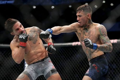 UFC Fight Night: Dennis Bermudez v Andre Fili