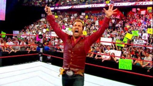 Jeremy Piven could capture some of Vince McMahon's bravado.