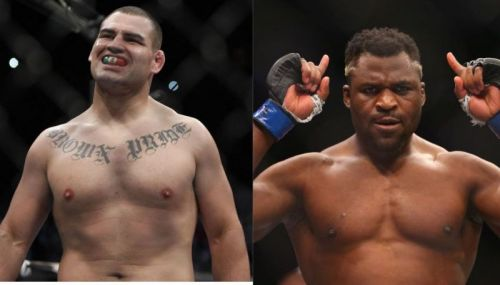 Cain Velasquez and Francis Ngannou faced each other in the Heavyweight Fight everyone was waiting for