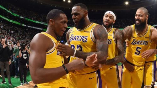 The Los Angeles Lakers braved the perilous trade winds and came with next-to-nothing