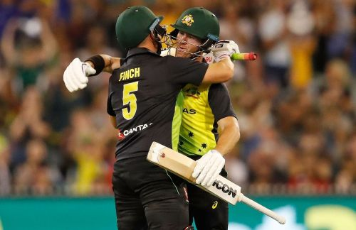 Finch and Short need to put on a good opening stand